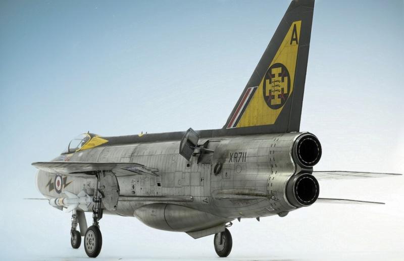 Lightning F.Mk.3 Trumpeter 1/32 9_hf10