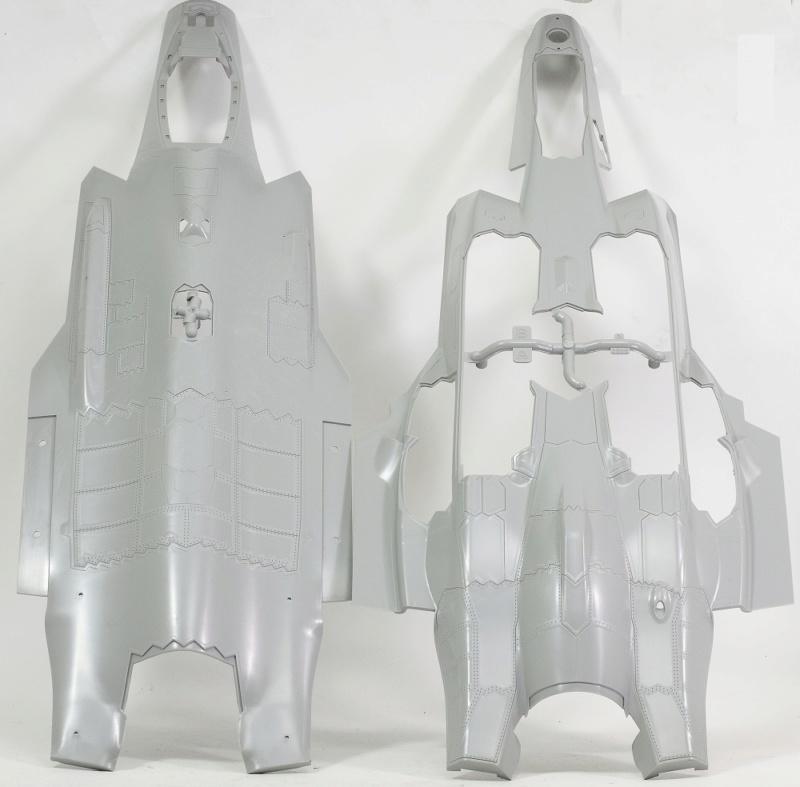 Lockheed Martin F-35 Lightning II. Italeri 1/32. Dsc_0079