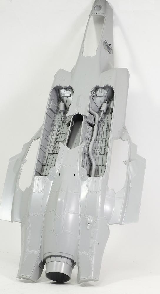 Lockheed Martin F-35 Lightning II. Italeri 1/32. Dsc_0097