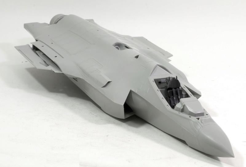 Lockheed Martin F-35 Lightning II. Italeri 1/32. Dsc_0100