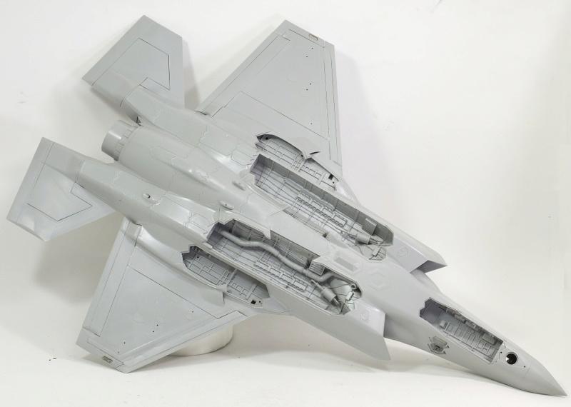 Lockheed Martin F-35 Lightning II. Italeri 1/32. Dsc_0102