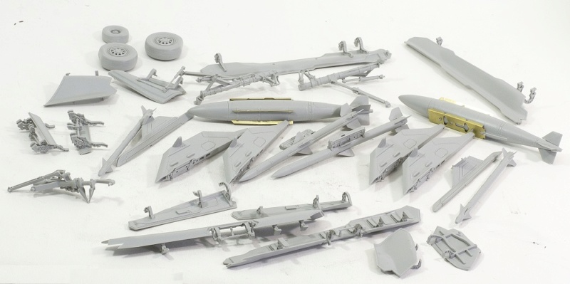 Lockheed Martin F-35 Lightning II. Italeri 1/32. Dsc_0104