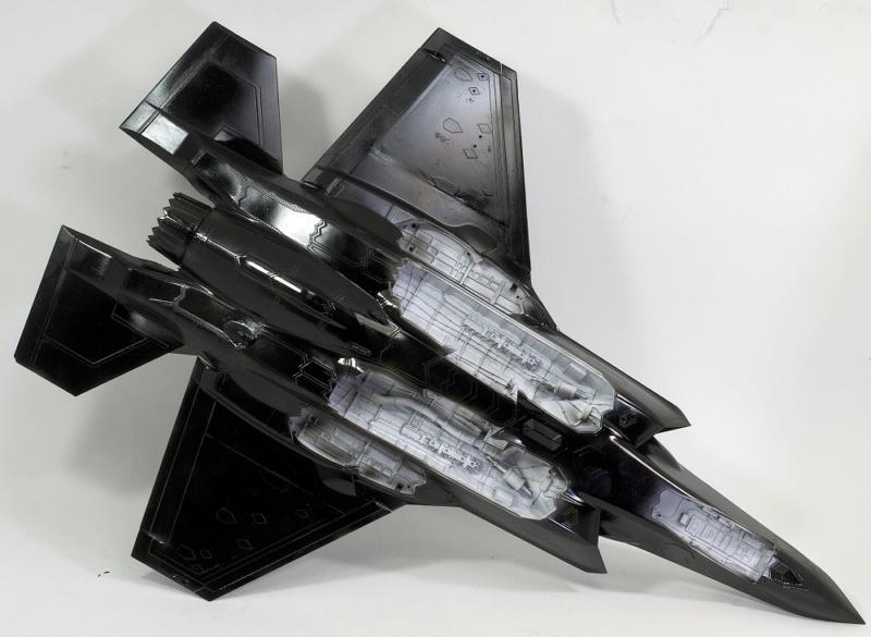 Lockheed Martin F-35 Lightning II. Italeri 1/32. - Страница 2 Dsc_0108