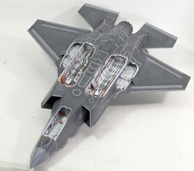 Lockheed Martin F-35 Lightning II. Italeri 1/32. - Страница 2 Dsc_0111