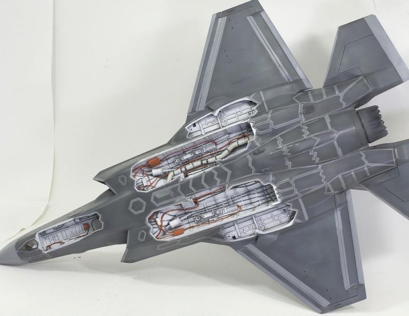Lockheed Martin F-35 Lightning II. Italeri 1/32. - Страница 2 Dsc_0112