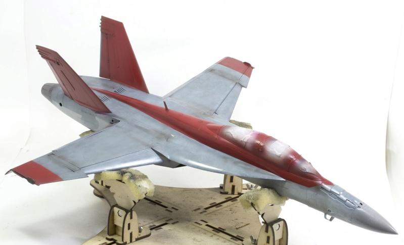 Boeing  F/A-18F Super Hornet Trumpeter 1/32 03205 - Страница 2 Dsc_0232