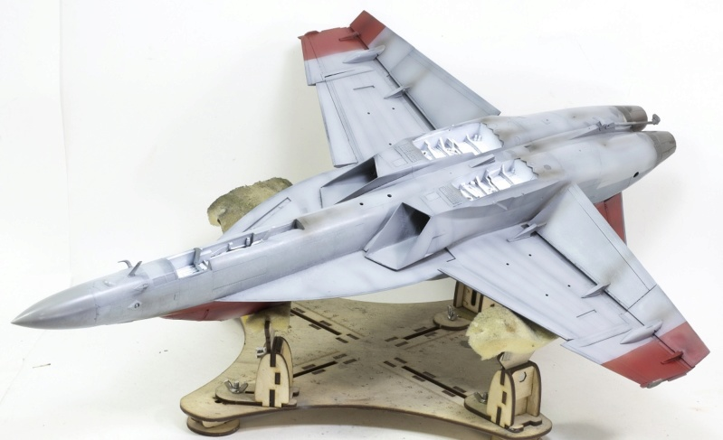 Boeing  F/A-18F Super Hornet Trumpeter 1/32 03205 - Страница 2 Dsc_0233
