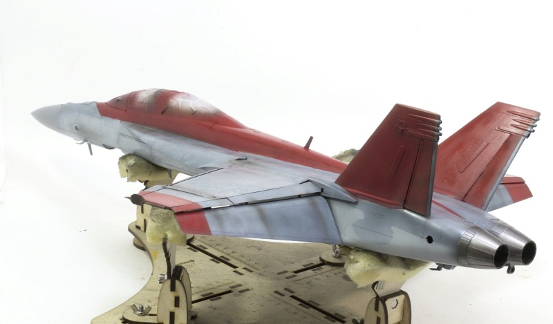 Boeing  F/A-18F Super Hornet Trumpeter 1/32 03205 - Страница 2 Dsc_0234