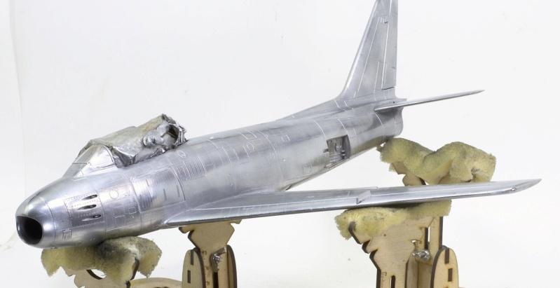 North American F-86F Sabre Jet. Italeri 1/32 Dsc_0237