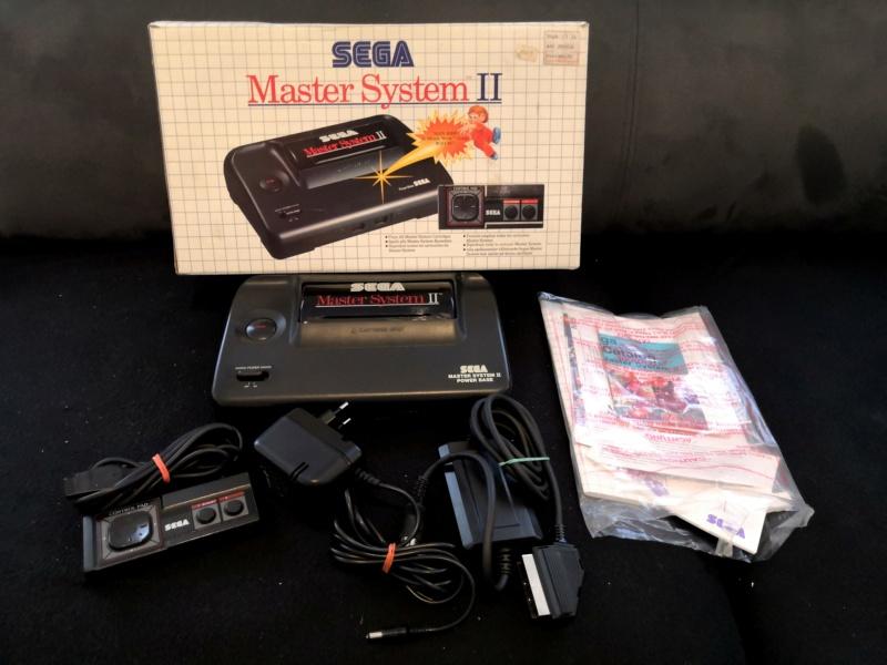 [Vendue] Master System 2 en boite complète TBE + jeux Img_2118