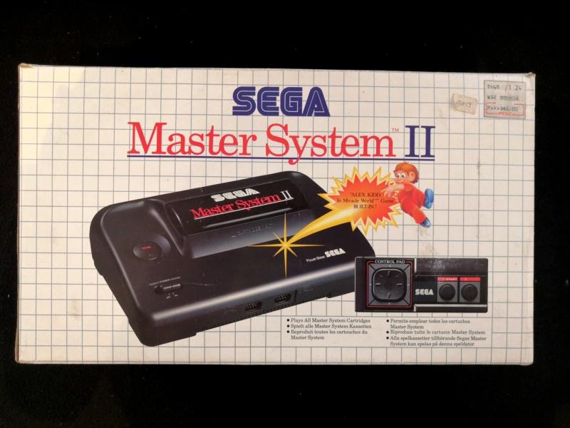 [Vendue] Master System 2 en boite complète TBE + jeux Img_2120