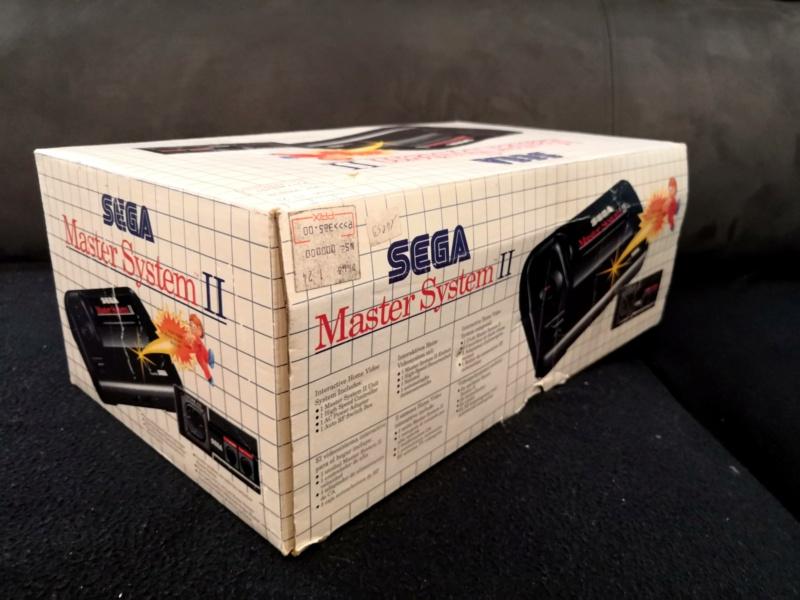[Vendue] Master System 2 en boite complète TBE + jeux Img_2123