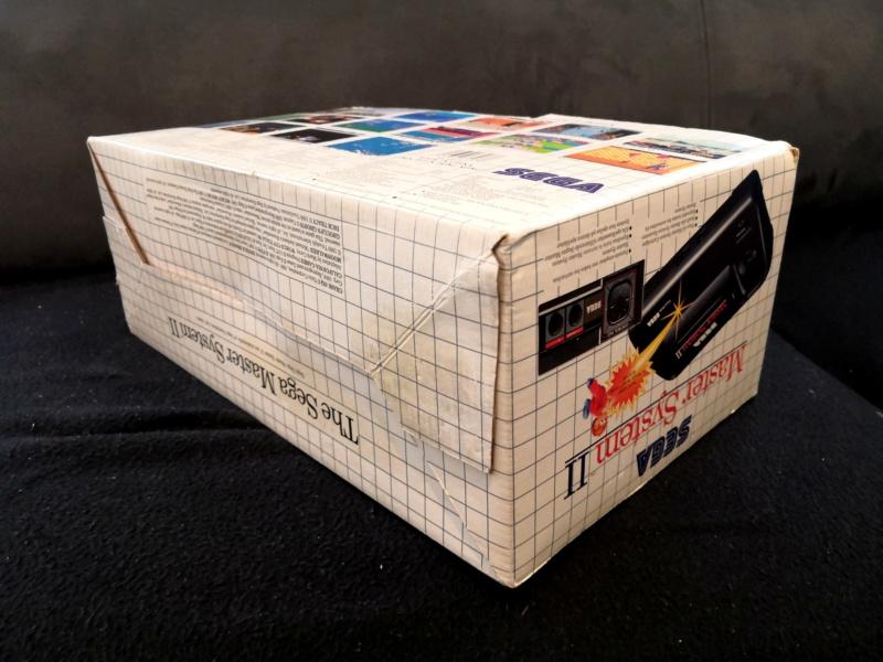 [Vendue] Master System 2 en boite complète TBE + jeux Img_2124
