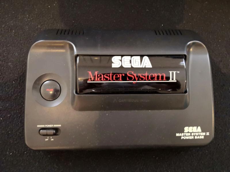 [Vendue] Master System 2 en boite complète TBE + jeux Img_2125
