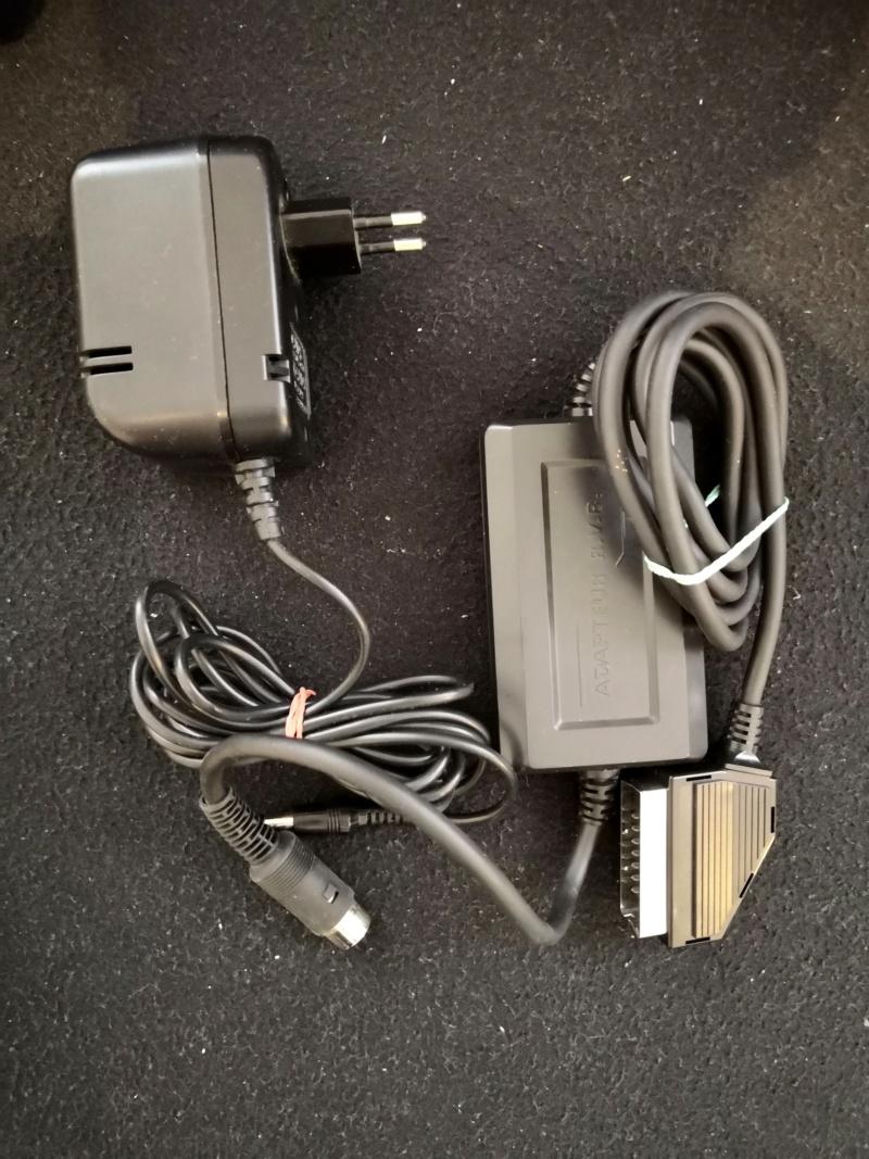 [Vendue] Master System 2 en boite complète TBE + jeux Img_2131
