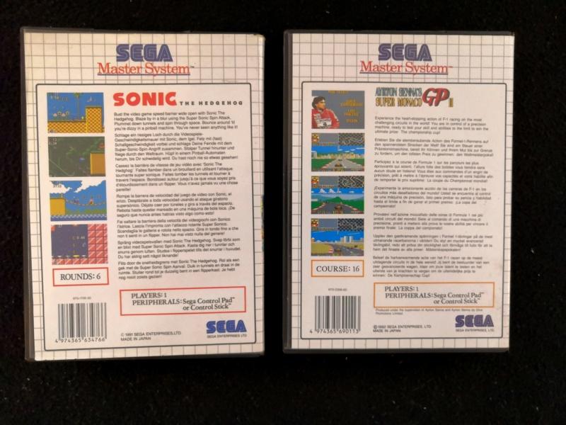[Vendue] Master System 2 en boite complète TBE + jeux Img_2134
