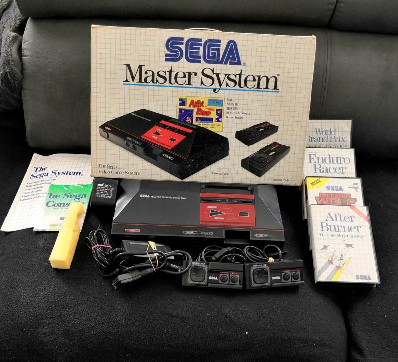 [Vendue] Master System 1 en boite complète TBE + Jeux Img_2160