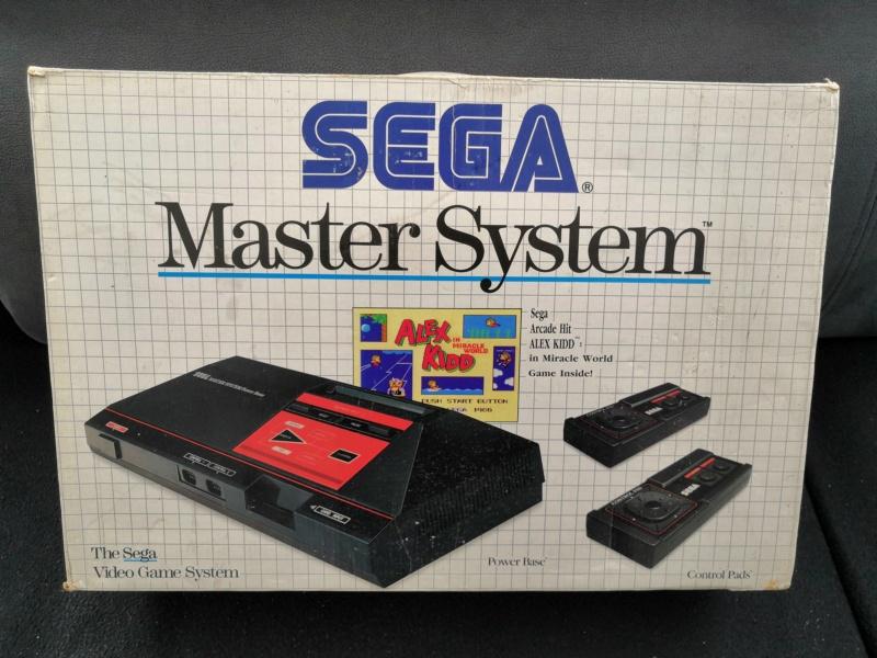 [Vendue] Master System 1 en boite complète TBE + Jeux Img_2161