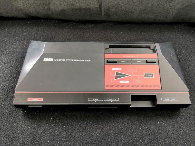 [Vendue] Master System 1 en boite complète TBE + Jeux Img_2171