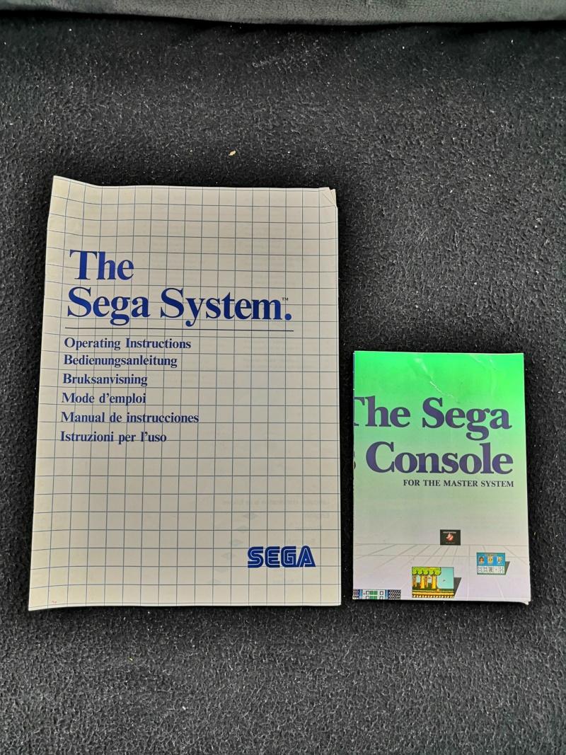 [Vendue] Master System 1 en boite complète TBE + Jeux Img_2173