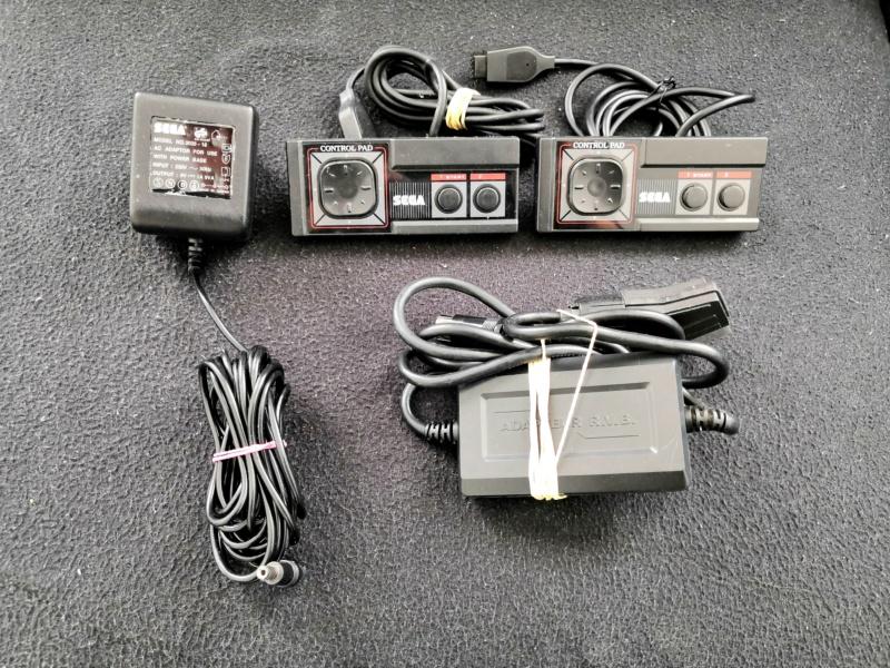 [Vendue] Master System 1 en boite complète TBE + Jeux Img_2174