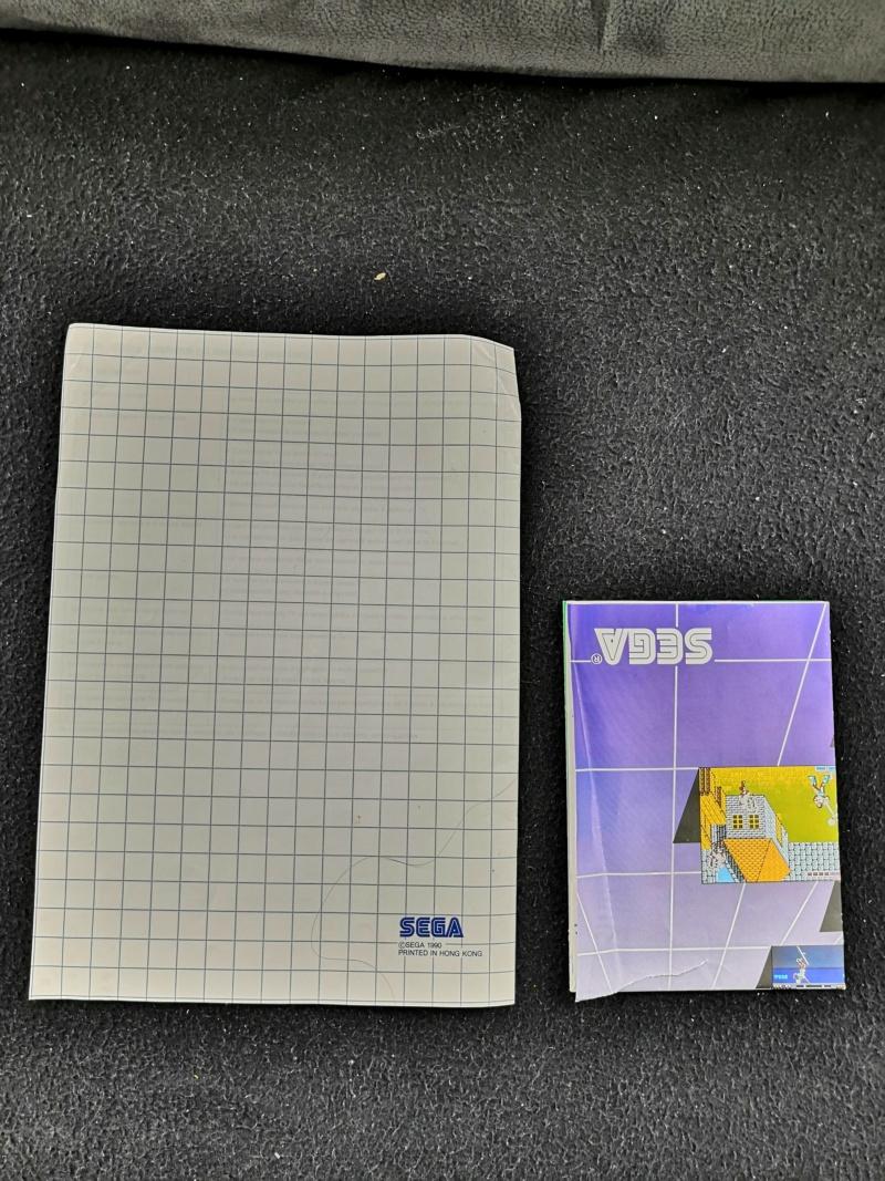 [Vendue] Master System 1 en boite complète TBE + Jeux Img_2176