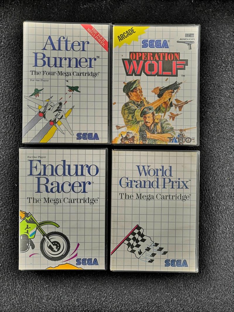 [Vendue] Master System 1 en boite complète TBE + Jeux Img_2177