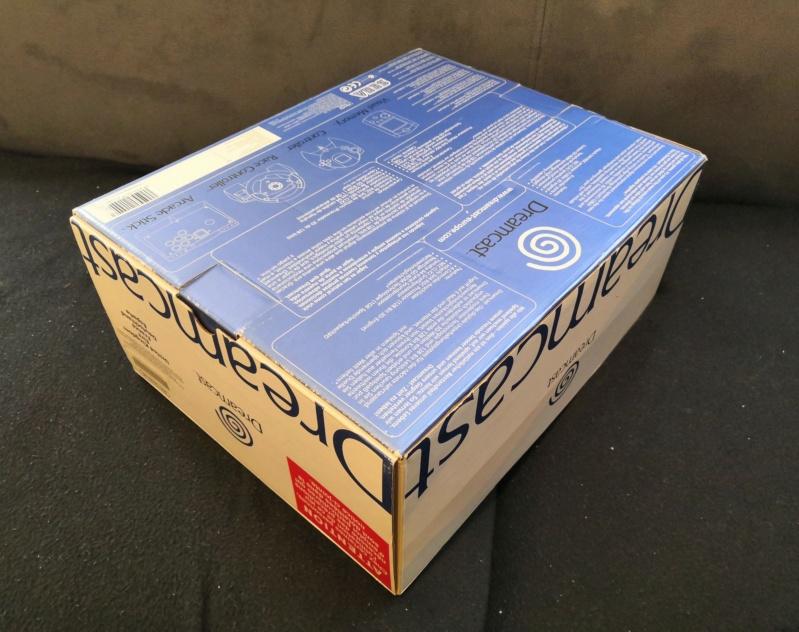 [A Vendre] Dreamcast: Console en boite, Jeux, Manettes et accessoires etc Img_2183