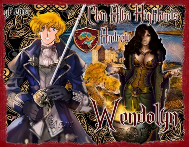 """Desde El Imaginario de Stear, y El Clan Alba Highland's Andrew: """"ENTRE LAS NUBES"""" (Para Stear, Anthony y Archie) 56862310"""