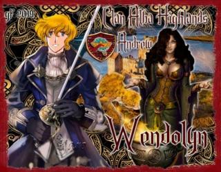 Desde La Mansiòn Leagan, y el Clan Highland's Alba Andrew: EL LANZADOR DE CUCHILLOS (Pesadilla para Albert) 56862311
