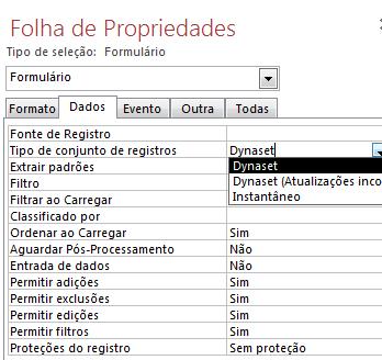 Atualizar Subformulario X Subformulario e 2 Form principal X Subformulario Propri10