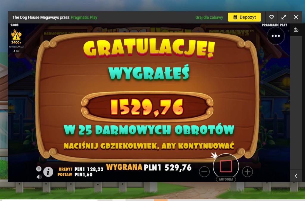 Screenshoty naszych wygranych (minimum 200zł - 50 euro) - kasyno - Page 19 Psiak10