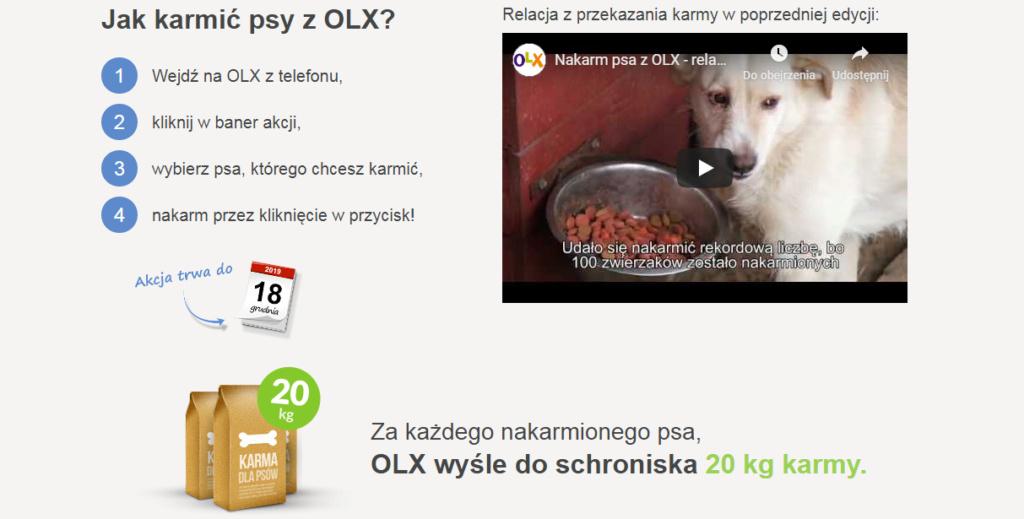 Nakarm psa z OLX.pl Vid10