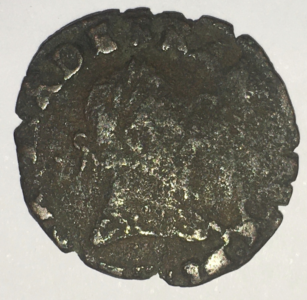 Doble Tornés de Enrique III de Polonia y Francia. 594d8710