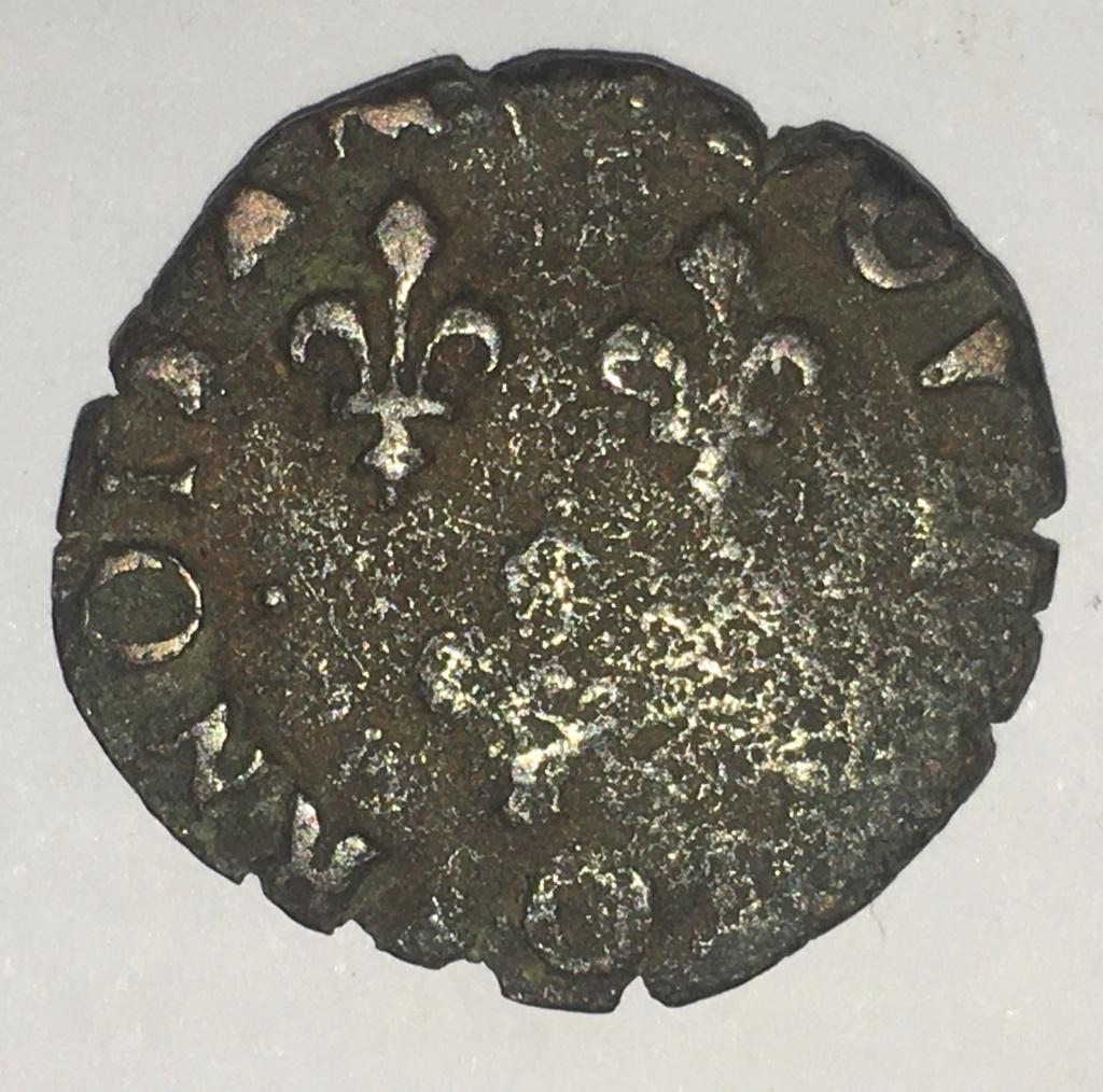 Doble Tornés de Enrique III de Polonia y Francia. 99e96010