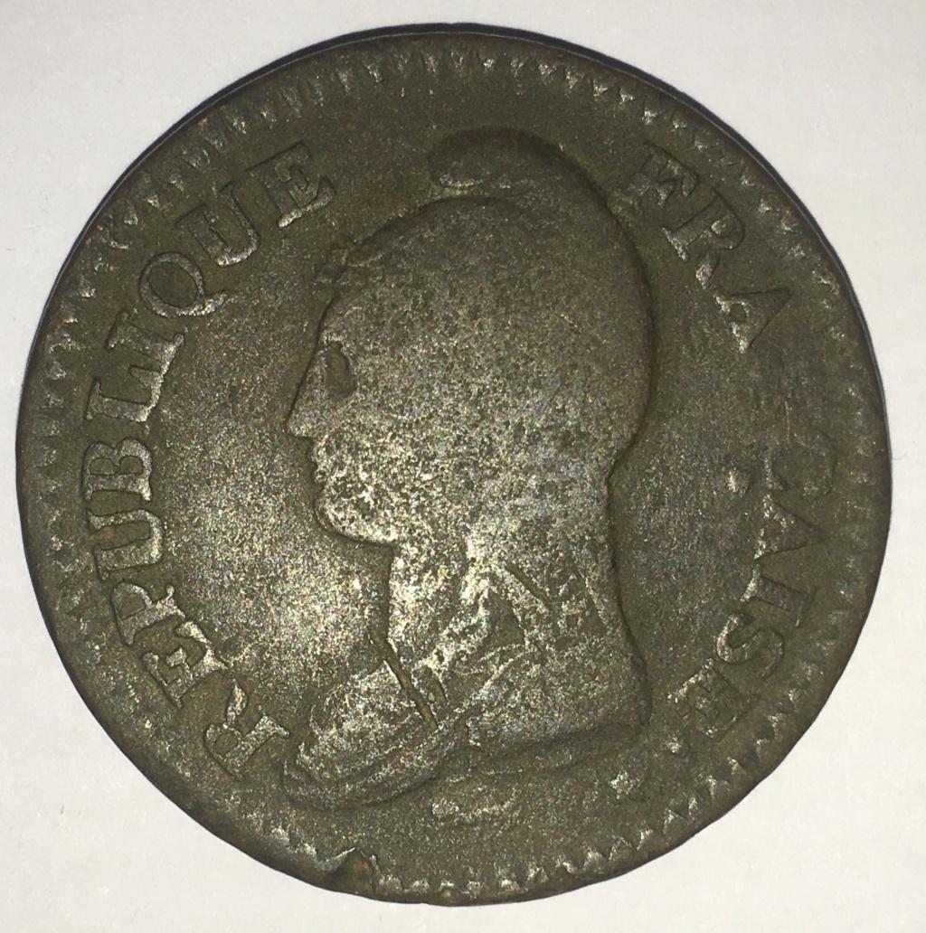 Francia, 1 Décimo de 1798 D5291910