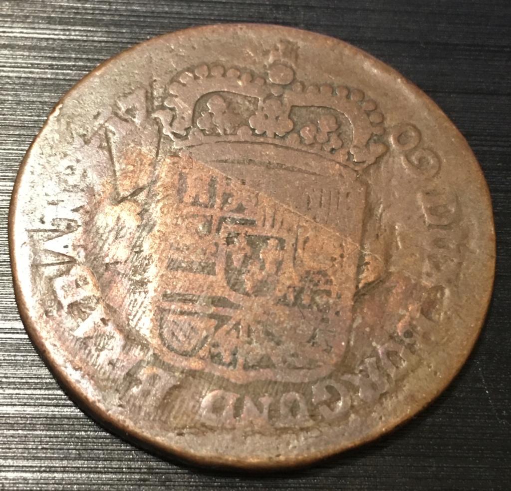 2 liard de Felipe V de Namur, 1709 con busto Img_3011