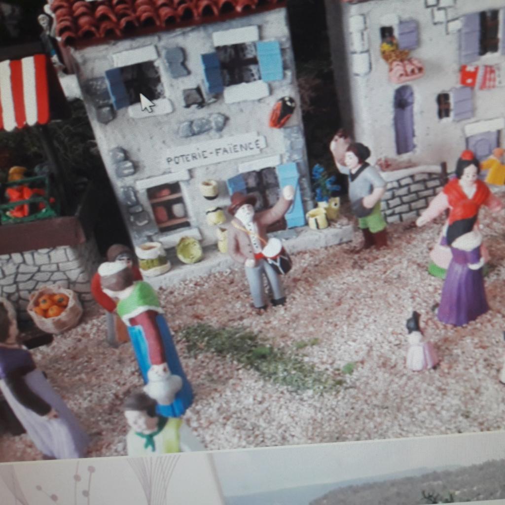 Mon petit village provençal 2017 (Thérèsa) 01410