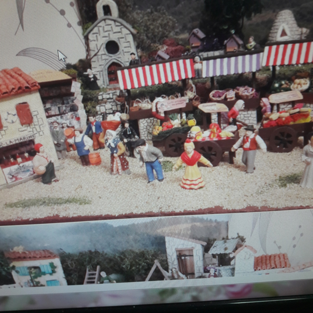 Mon petit village provençal 2017 (Thérèsa) 01510