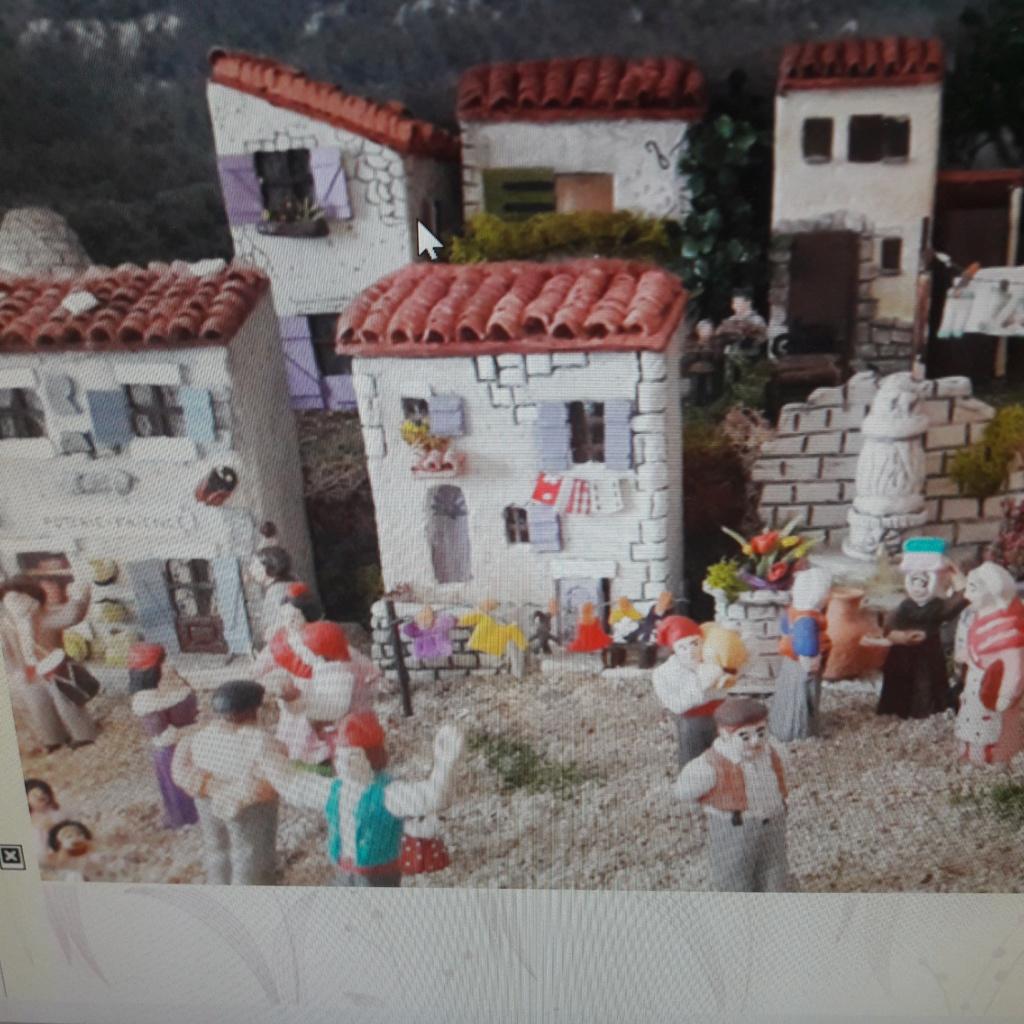 Mon petit village provençal 2017 (Thérèsa) 01710