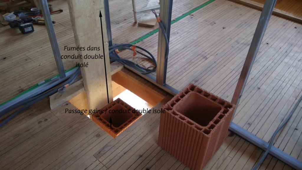 ventilation espace entre gaine et boisseau et RT2012 -> étanchéité ?? Condui11
