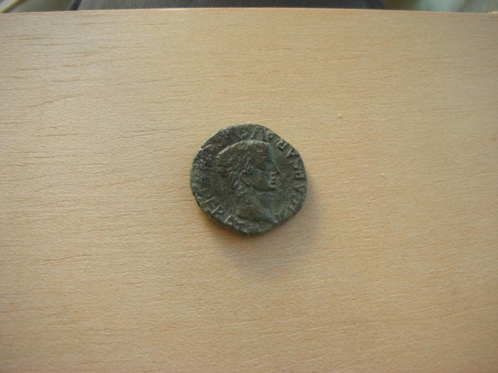 Solo una. La mejor moneda hispano-romana 00115