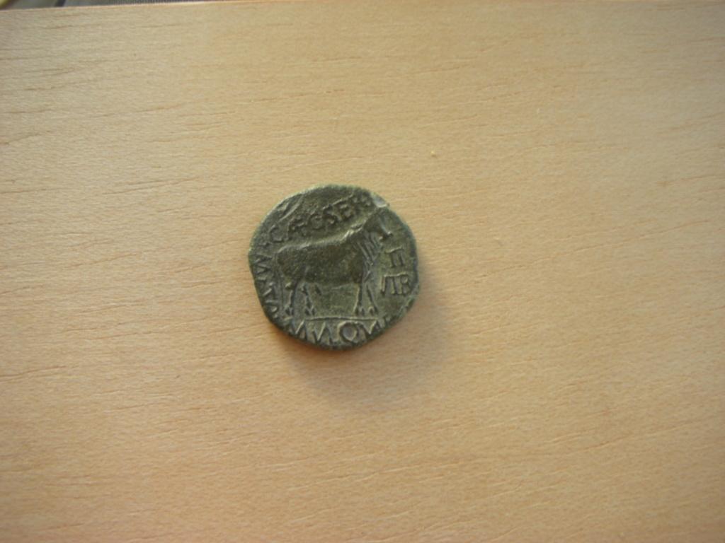 Solo una. La mejor moneda hispano-romana 00215