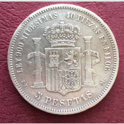 Sonrisa y felicidad, vuestras primeras monedas. 2ee88710