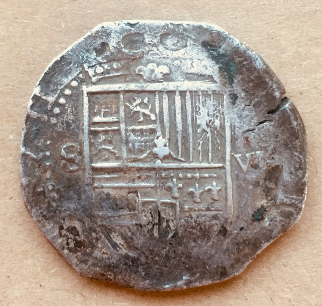 8 reales sevillanos de Felipe II 38eaf810