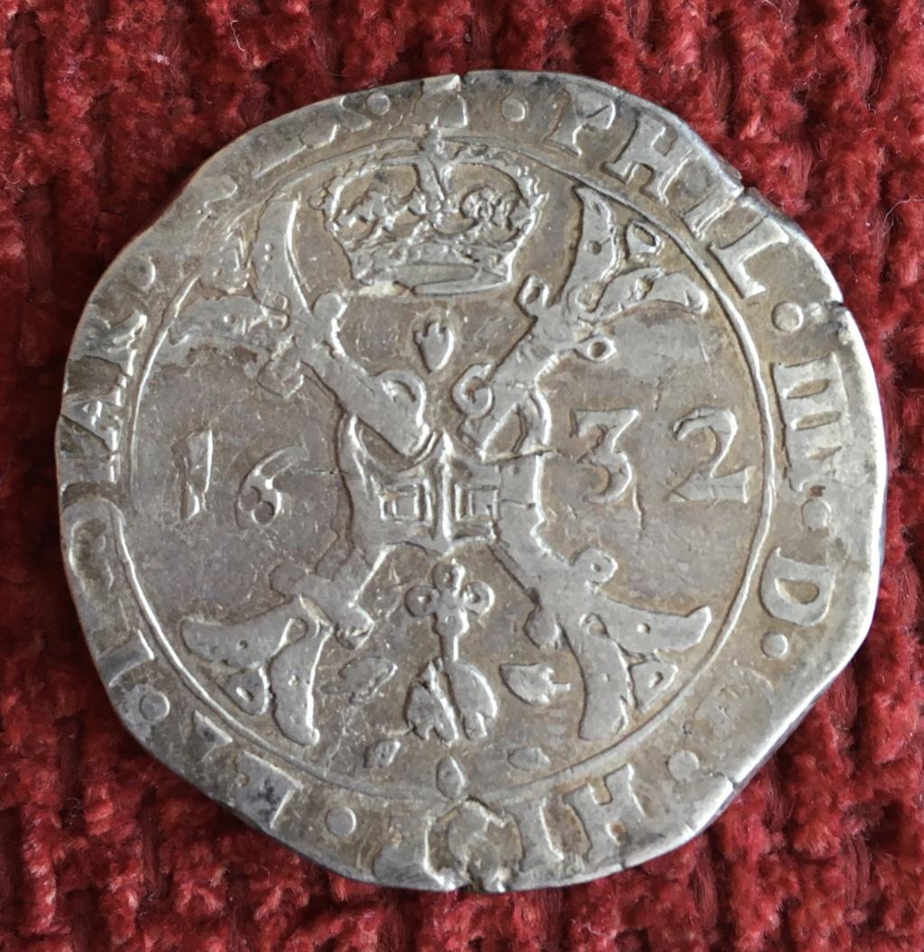 Patagon Felipe IV 1632, Tournais. Dedicada a Lanzarote  4dcc8310