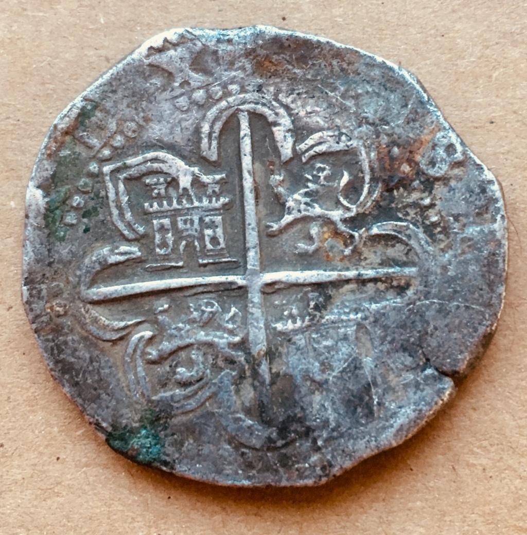 8 reales sevillanos de Felipe II 9b69a710