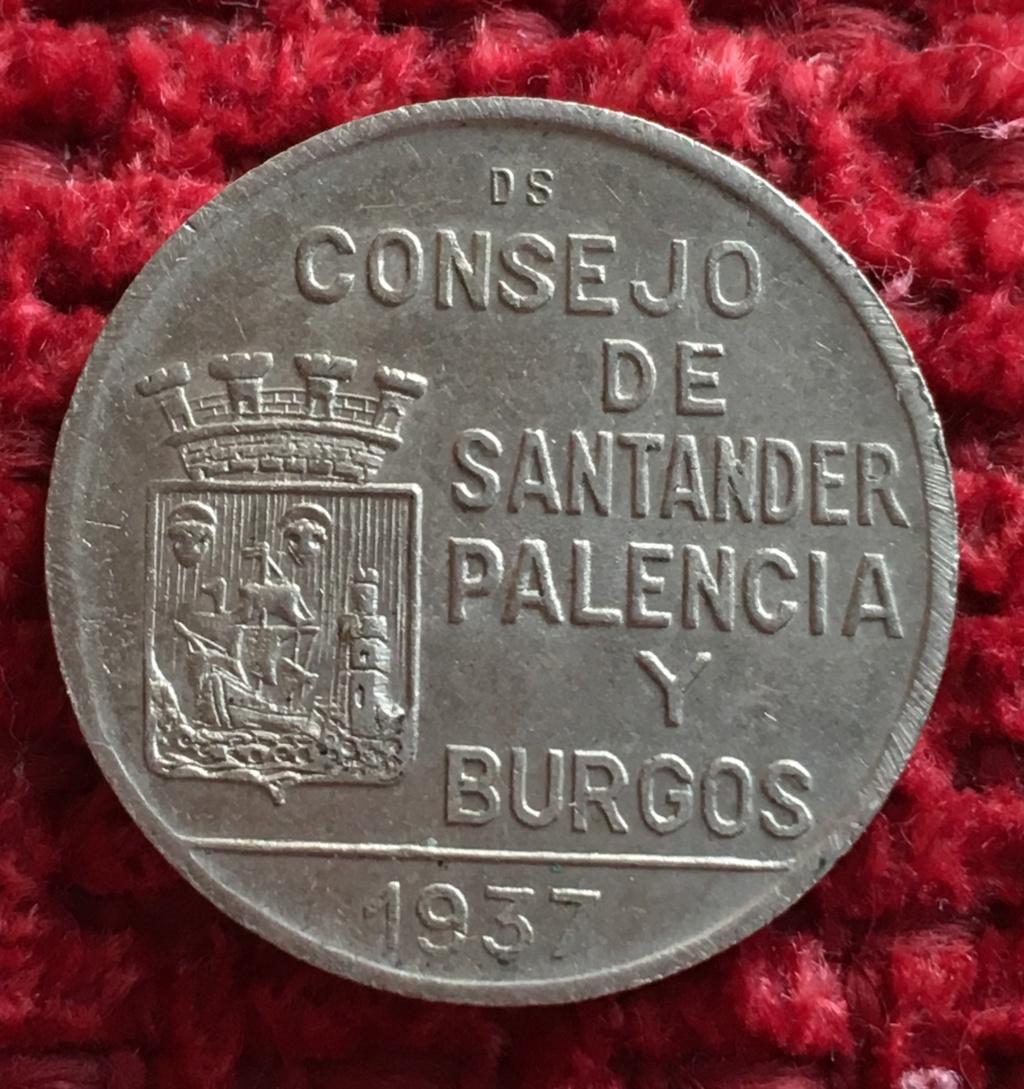 1 peseta 1937 Consejo de Santander, Palencia y Burgos, ¿que conservación tiene? F0612910