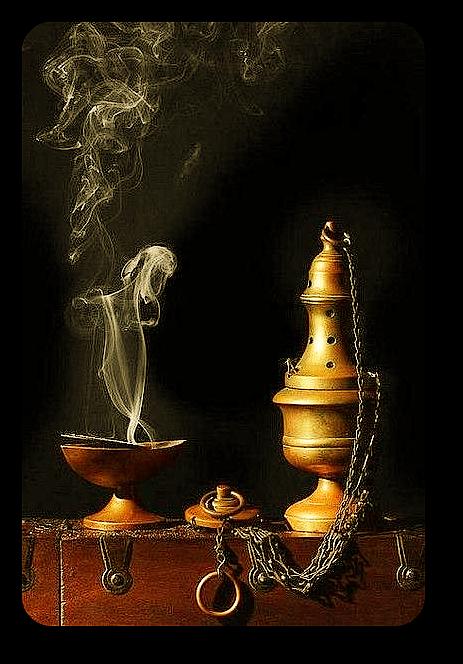 Samhain Incense Blend. 10