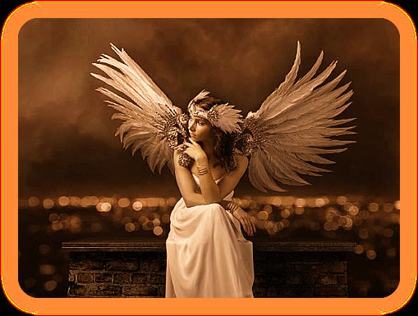 В чем разница между ангелами и духовными наставниками? _212
